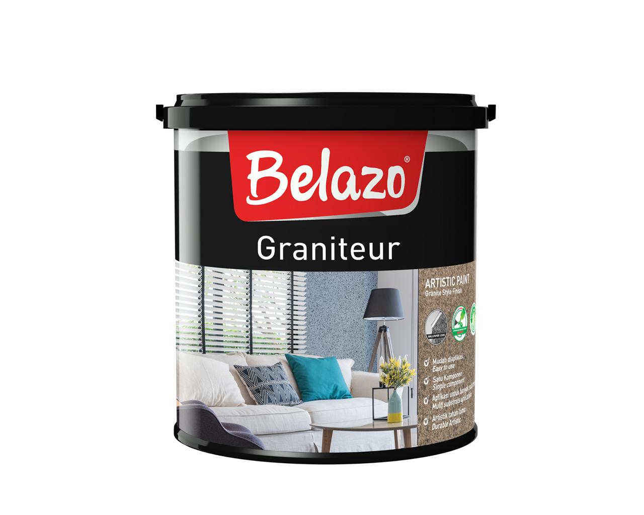 iBelazoi Graniteur Toko iCati Citra iWarnai